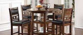Gia Brown Pub Table
