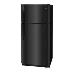 18' Frigidaire Refrigerator - Black