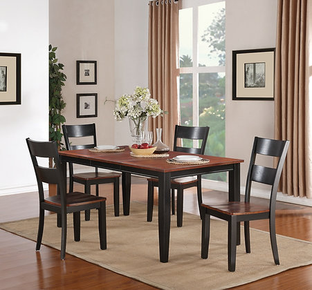 Black Cherry Dining Set