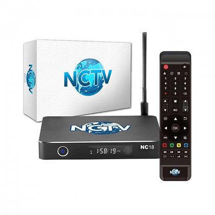NCTV Premium Streaming Box