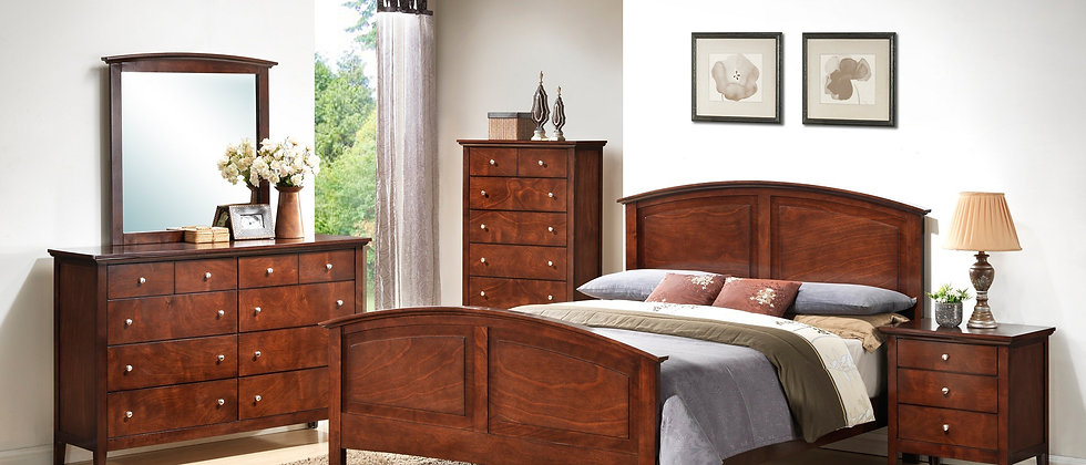 Whiskey Bedroom Group