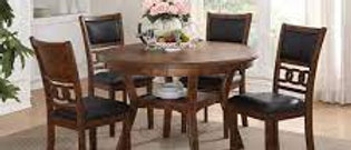 Gia Brown Dining Table