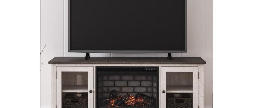 Dorrinson LG Fireplace