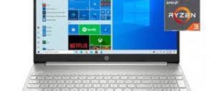 "15"" 4GB HP/Lenovo Ryzen Laptop"