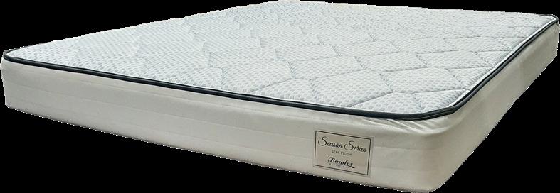 Bowles Semi-Plush Mattress