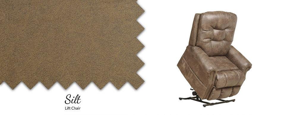 Ramsey Silt Heat & Massage Lift Chair