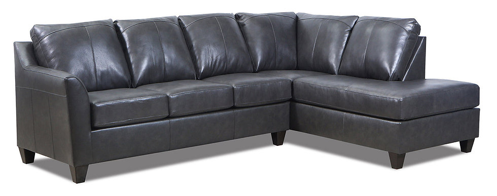 Soft Touch Fog Sectional