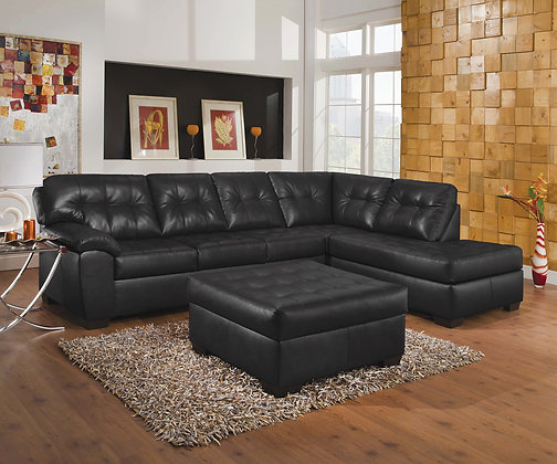 Showtime Onyx Sectional