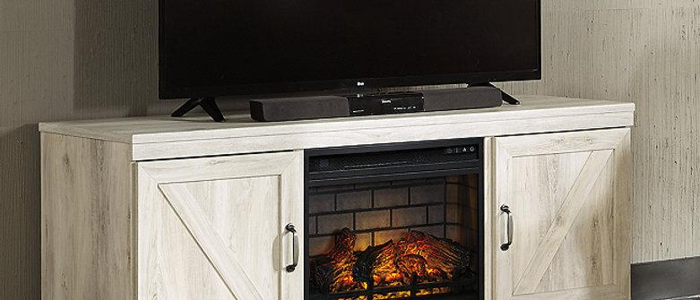 Bellaby LG Fireplace