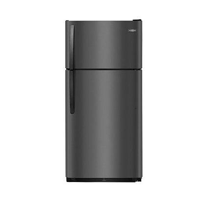 18' Frigidaire Refrigerator - Black Stainless