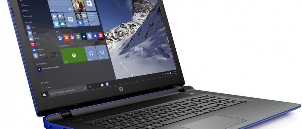 "17"" HP/Dell Laptop 1TB"