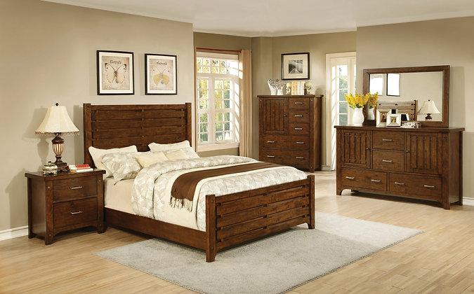 Mustang Bedroom Group