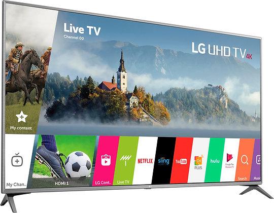 "55"" 4K LG TV"