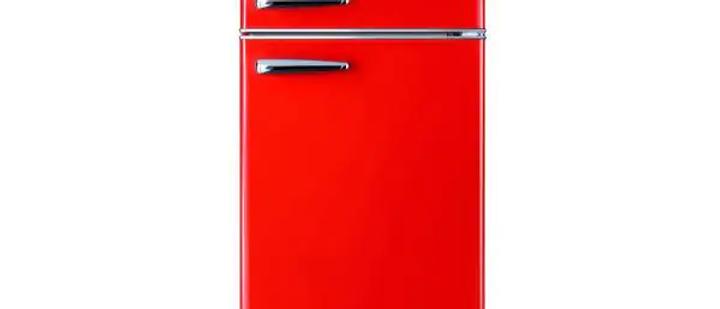 Galanz 12 cf Retro Refrigerator