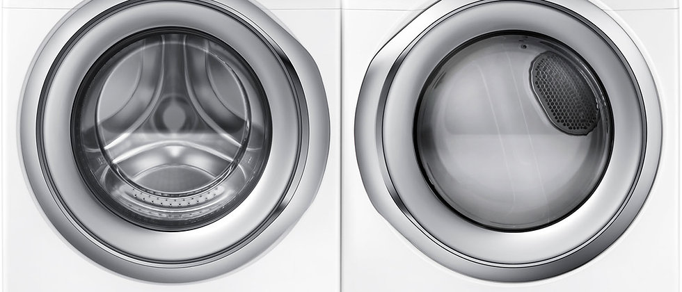 Samsung Front Load Washer/Dryer Set - 5000 series