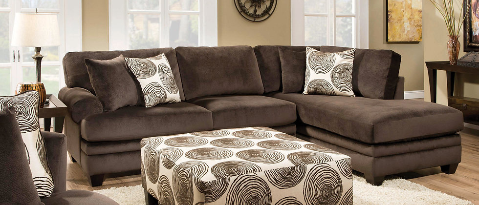 Groovy Sectional