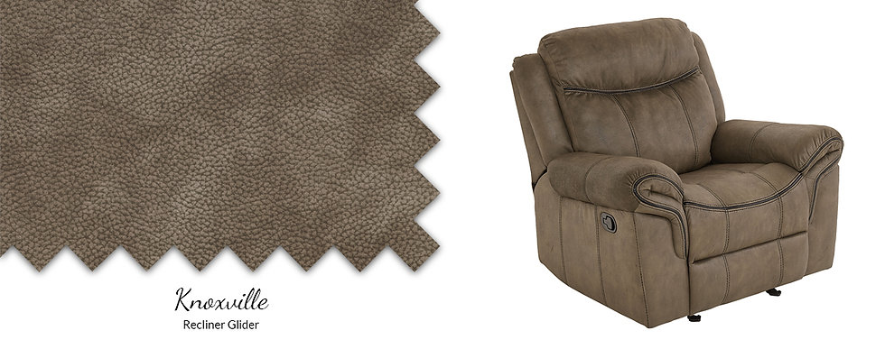 Knoxville Glider Recliner