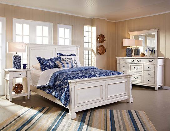 Stoney Creek White Bedroom Group