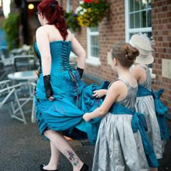Claire Rowland wedding