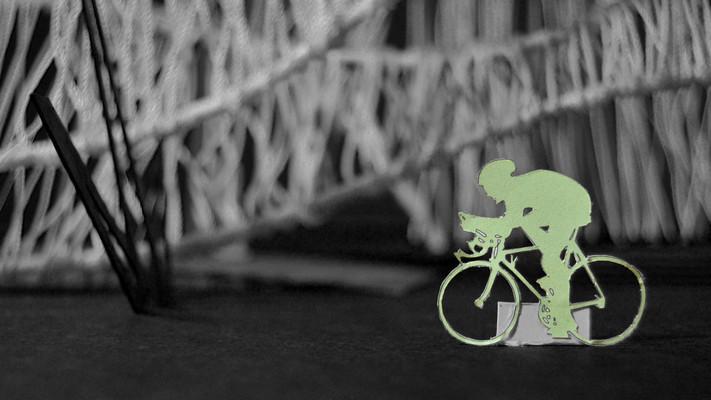 Bicycle + Algae