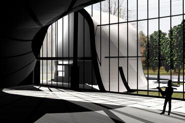 Fabrication Space (Interior)