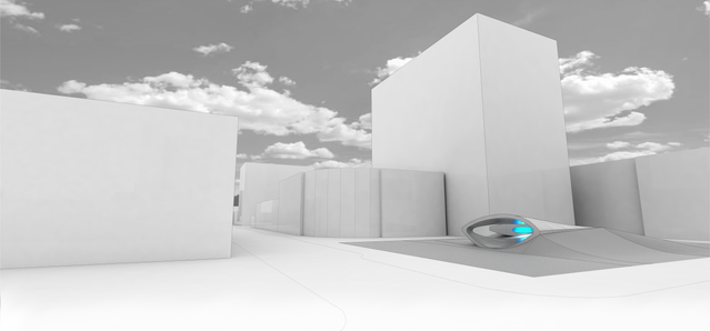 Pavilion in Context