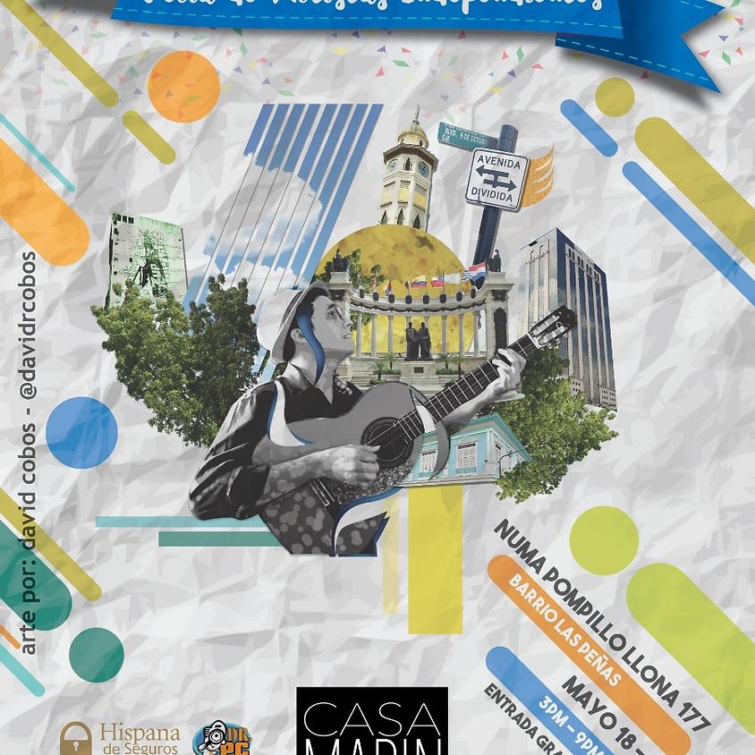 Feria de Artistas Independientes - Mayo