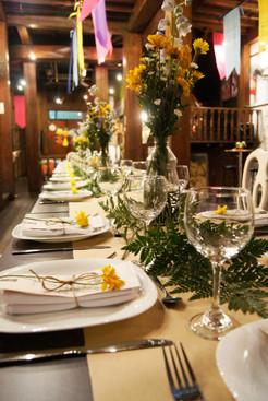 Cenas frente al Rio