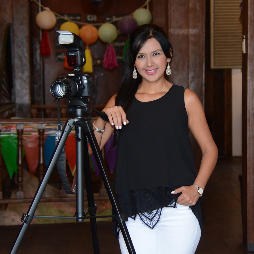 Workshop de Fotografía para principiantes con Sara Loza