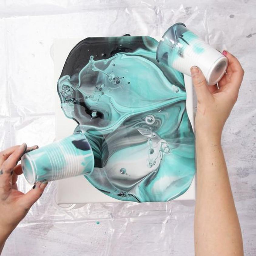 Workshop de Pouring