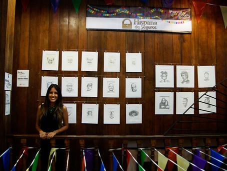 Cristina Correa  - Arquitecta de profesión, ilustradora de corazón