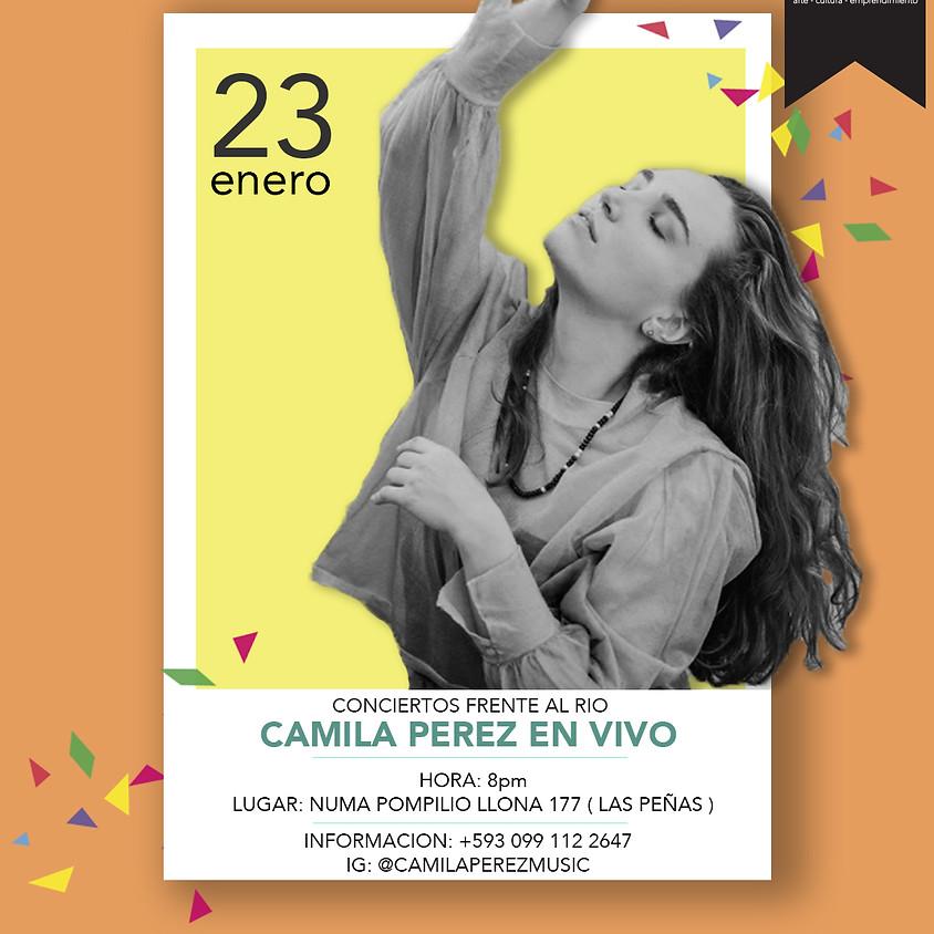 Camila Perez en Vivo (1)