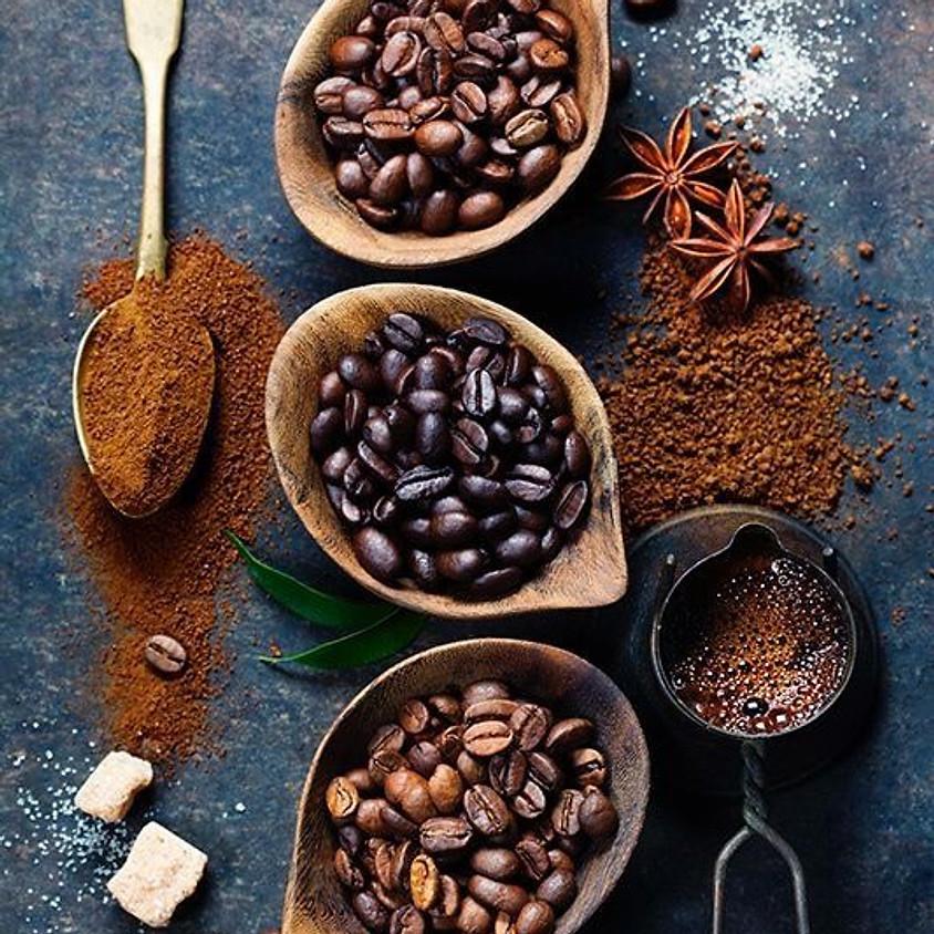 """""""But First Coffee"""" Cata de Café con Denise Bustamante"""
