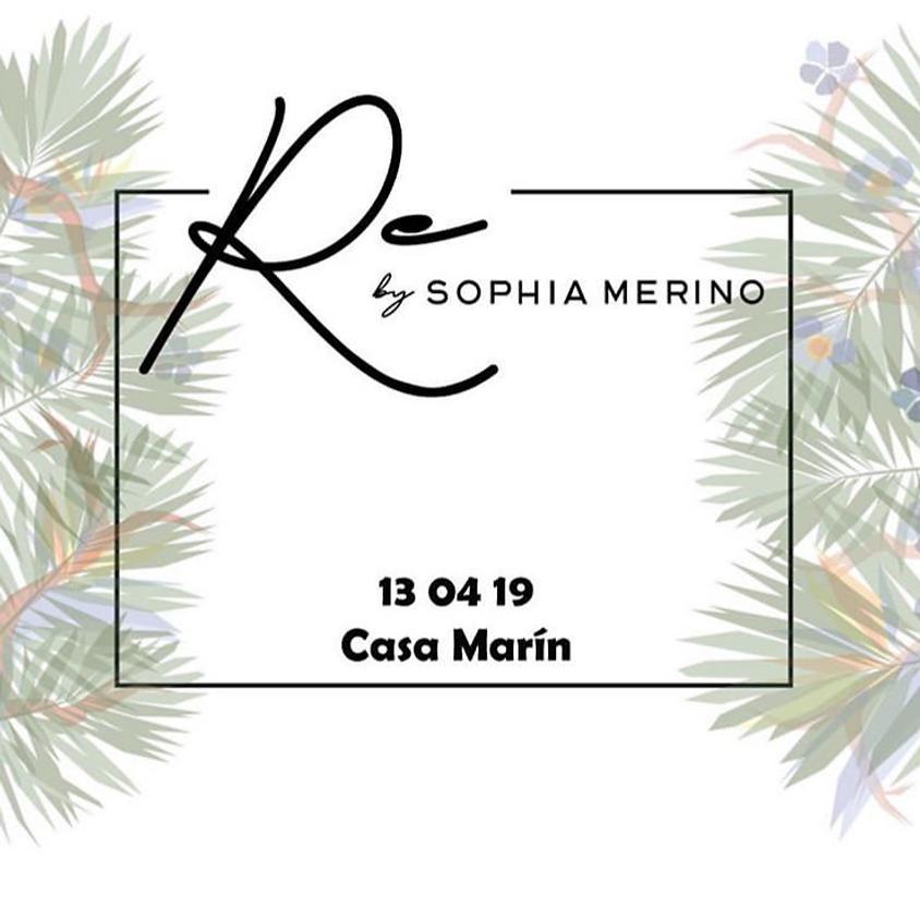 Re by Sophia Merino