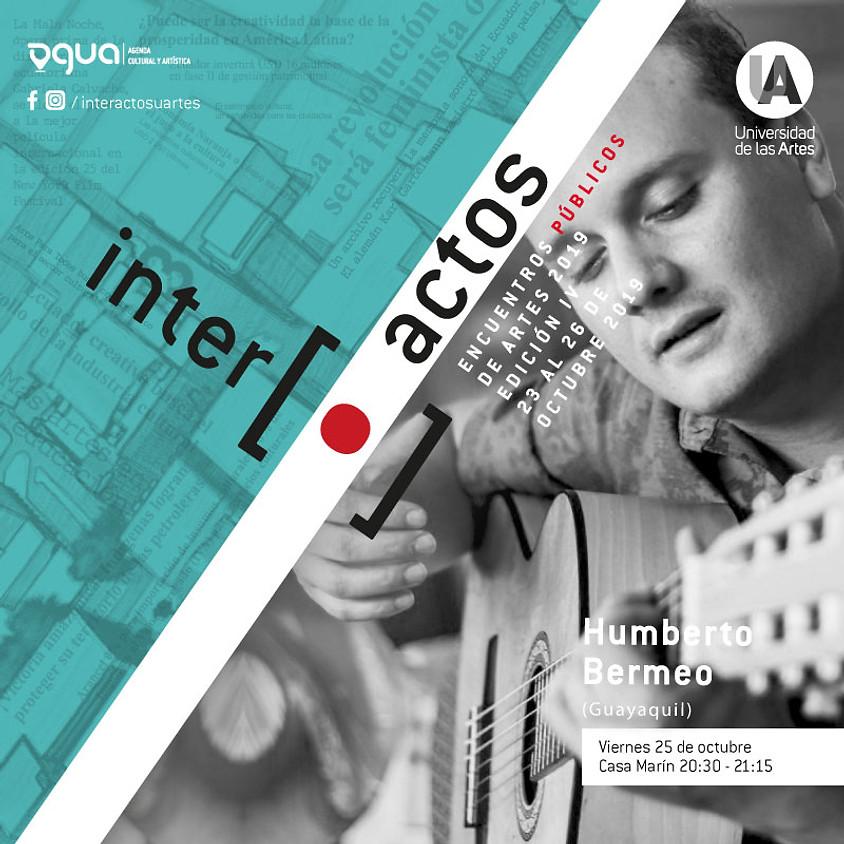 Interactos - Recital