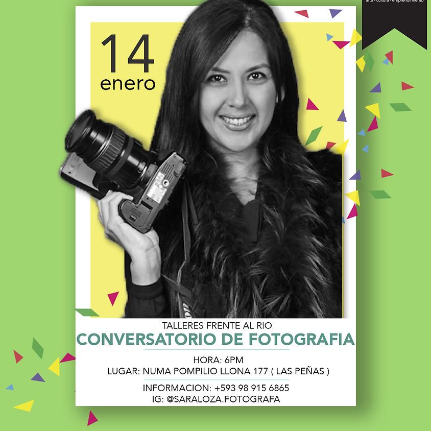 Hablemos de Fotografia con Sara Loza