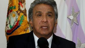 Presidente Moreno en la mira del correísmo