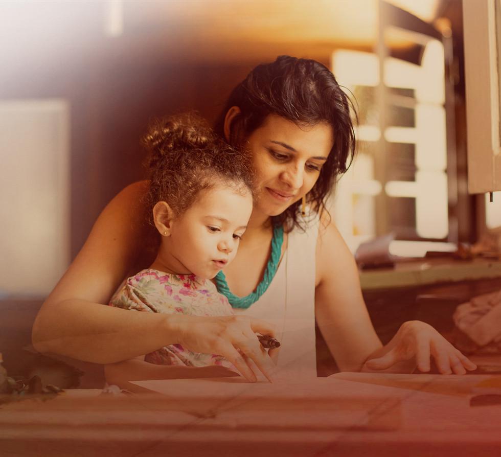 artista-belca-com-sua-filha