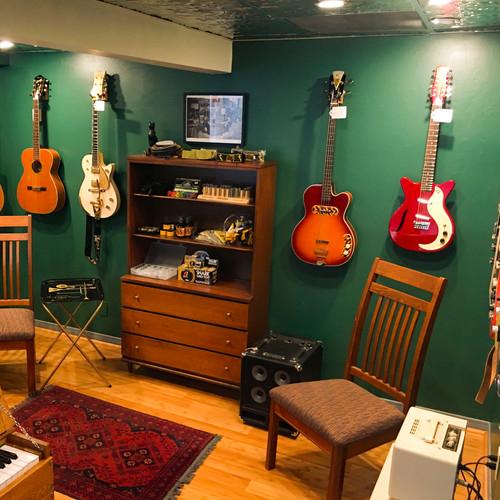 Boutique of Fine, Rare, and Quixotic Instruments