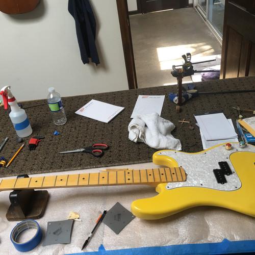 Custom Bass Rewire