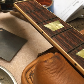 Fret Removal