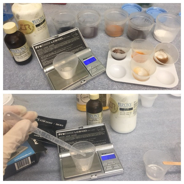 Conservation Material preparation