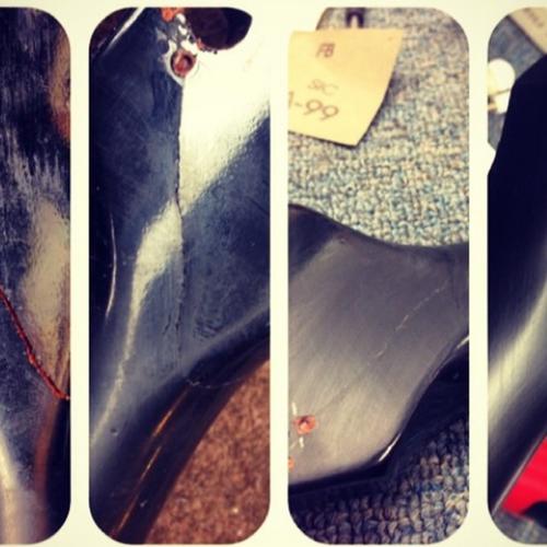 Headstock Repair Collage