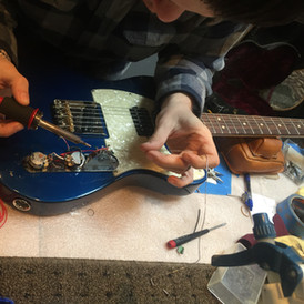 Wiring Parts Telecaster