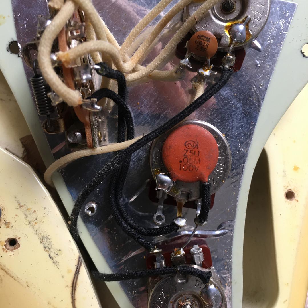Strat Rewire