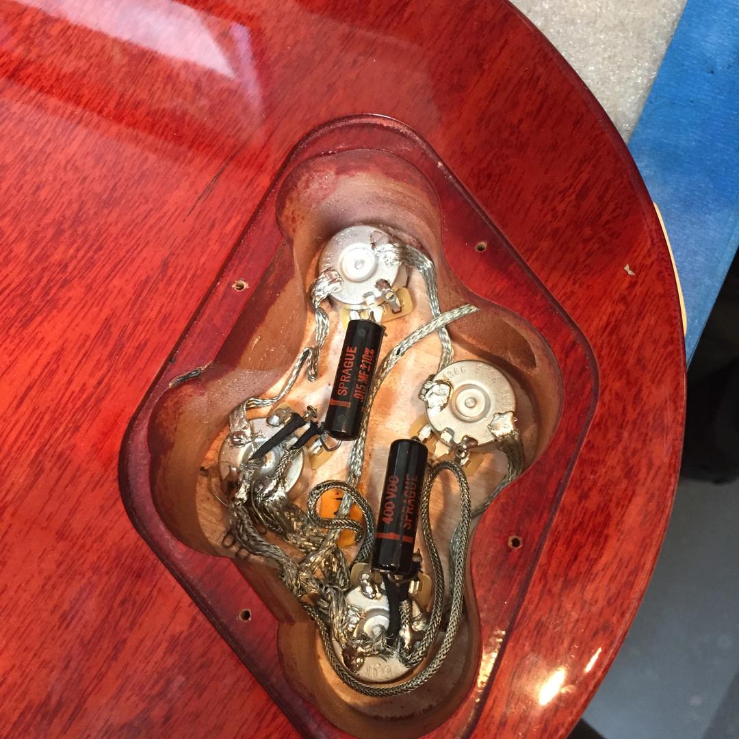 Gibson Les Paul Rewire