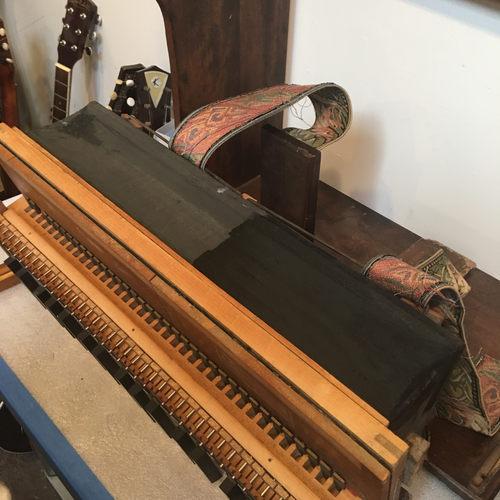 Vintage Vermont-Made Pump Organ Restoration