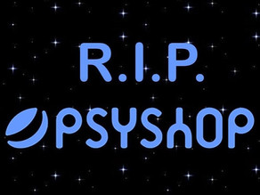 The End of Psyshop - The end of the underground music?