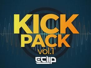 E-Clip Kick Pack Vol.1