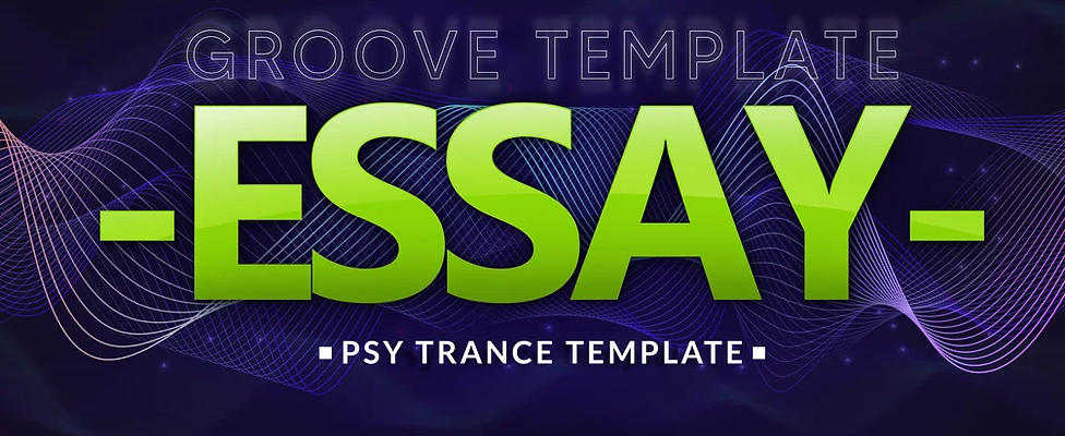 Groove Template - ESSAY